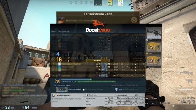 csgo boost gn3 to gn4