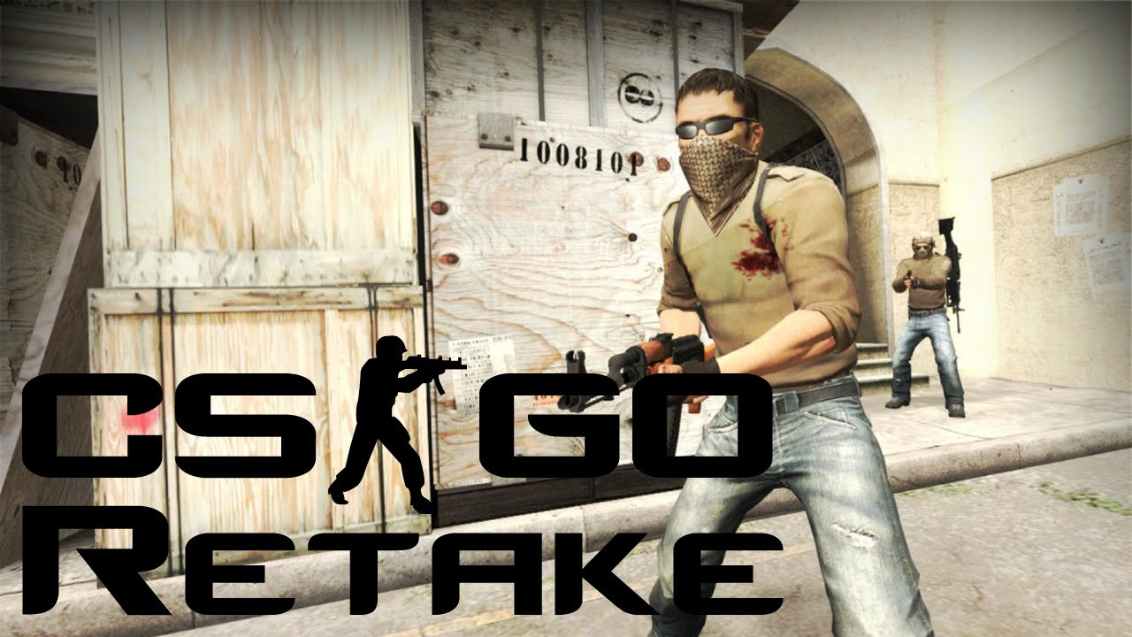 Retake mode in CS:GO?