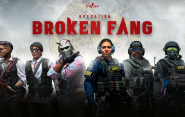 CS:GO's operation Broken Fang out now!